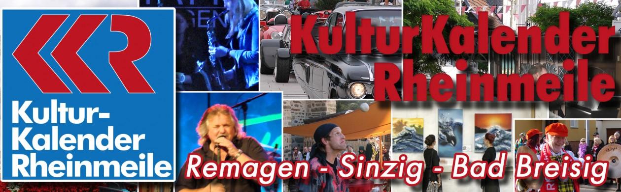 Kulturkalender Rheinmeile